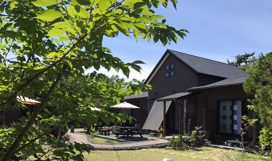 Hale海 Guest House・Oshima